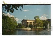 Parthenon At Nashville Tennessee 1 Carry-all Pouch