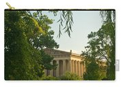 Parthenon At Nashville Tennessee 12 Carry-all Pouch