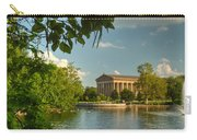 Parthenon At Nashville Tennessee 13 Carry-all Pouch