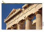 Parthenon Carry-all Pouch by Brian Jannsen