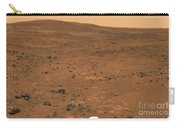 Partial Seminole Panorama Of Mars Carry-all Pouch