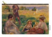 Party In The Country At Berneval Carry-all Pouch