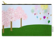 Party Over The Hill Carry-all Pouch
