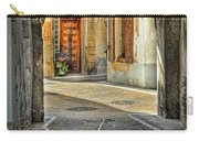 Passageway And Arch In Provence Carry-all Pouch