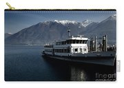 Passenger Ship On The Lake Carry-all Pouch