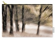 Passing By Trees Carry-all Pouch