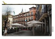 Passing By Zocodover Square Carry-all Pouch
