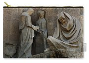 Passion Facade Barcelona Spain Carry-all Pouch