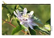 Passion Flower - May Pop Bloom Carry-all Pouch
