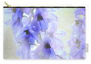 Passion For Flowers. Blue Dreams Carry-all Pouch