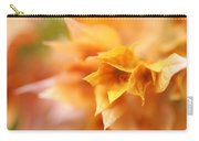 Passion For Flowers. Orange Delight Carry-all Pouch