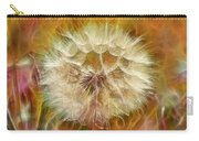 Pastel Dandelion Flare Carry-all Pouch