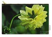 Pastel Lemon Dahlia 2 Carry-all Pouch