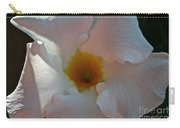 Pastel Mandevilla Carry-all Pouch