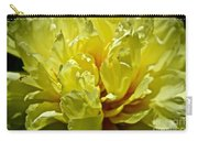 Pastel Peony Carry-all Pouch