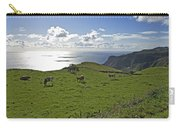 Pastoral Landscape Of Santa Maria Island Carry-all Pouch
