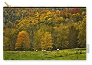 Pastoral Painted Carry-all Pouch