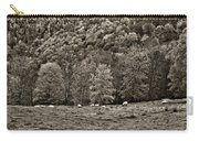 Pastoral Sepia Carry-all Pouch