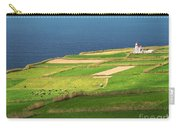 Pastures And Lighthouse Carry-all Pouch
