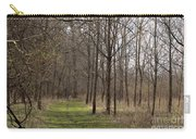 Path Of The Trees Carry-all Pouch