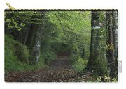 Path Through The Woods Inistioge Carry-all Pouch