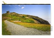 Path To Cabot Tower On Signal Hill Carry-all Pouch by Elena Elisseeva