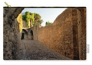 Pathway Through Gordes France Carry-all Pouch