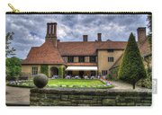 Patio Restaurant At Cecilienhof Palace Carry-all Pouch