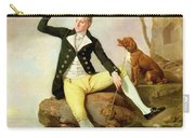 Patrick Heatly Carry-all Pouch by Johann Zoffany