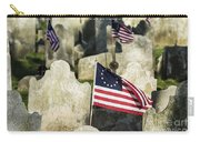 Patriot Cemetery Carry-all Pouch