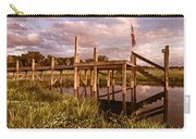 Patriotic Dock Carry-all Pouch