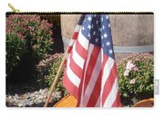 Patriotic Farm Stand Carry-all Pouch