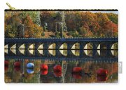Patterns Of Reflection Carry-all Pouch