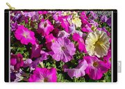 Patunias Galore Carry-all Pouch
