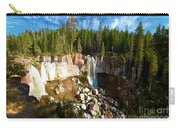Paulina Falls At Newberry Carry-all Pouch