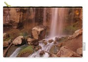 Paulina Falls Sunset Carry-all Pouch