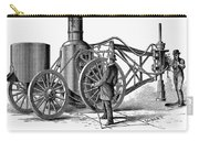 Paving Machine, 1879 Carry-all Pouch