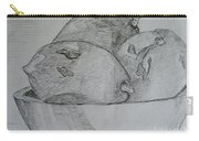 Paw-paw In Wooden Bowl Carry-all Pouch