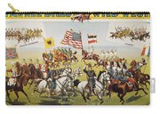 Pawnee Bill Poster, 1895 Carry-all Pouch