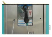 Pay Phone Carry-all Pouch
