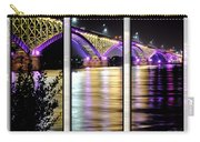 Peace Bridge 02 Triptych Series Carry-all Pouch