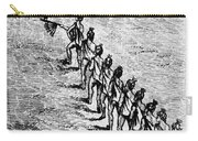 Peace Pipe Ceremony, 1718 Carry-all Pouch