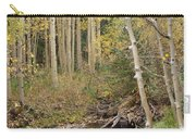 Peaceful Aspens Carry-all Pouch