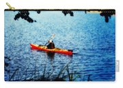 Peaceful Canoe Ride Ll Carry-all Pouch