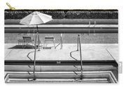 Peaceful Oasis Bw Palm Springs Carry-all Pouch