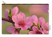 Peach Beautiful Carry-all Pouch