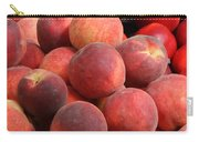 Peaches And Nectarines Carry-all Pouch