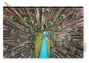 Peacock Plumage Feathers Carry-all Pouch