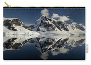 Peaks Along  Neumayer Channel Carry-all Pouch
