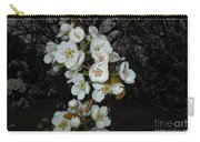 Pear Blooms And Tree Carry-all Pouch
